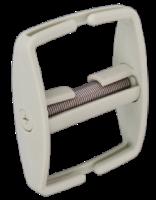 Seat Belt Retractor, off White.   ZVW21WH