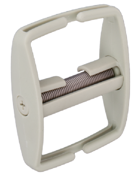 Seat Belt Retractor, off White.   ZVW21WH