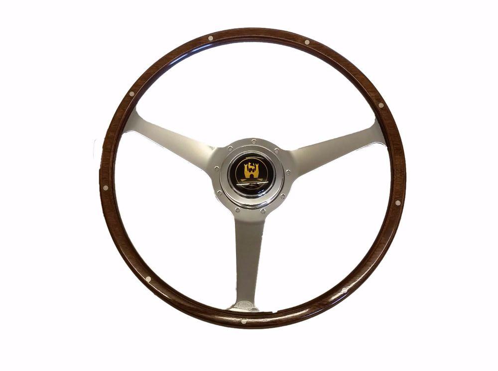 Steering Wheel/Horn Push