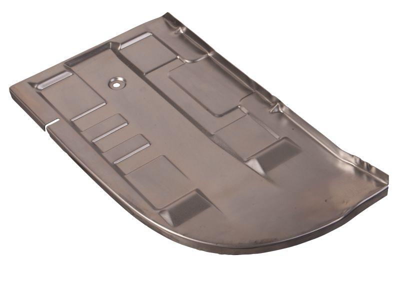 Rear Corners & Battery Trays