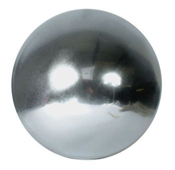 Stainless Steel Baby Moon Domed Hubcaps.    AC601760SS