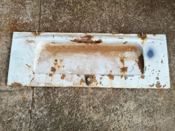 Used Engine Lid 76-79.