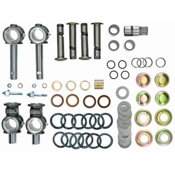 Top Quality King Pin & Linkpin Kit, Complete '64-67'. 211-498-021B