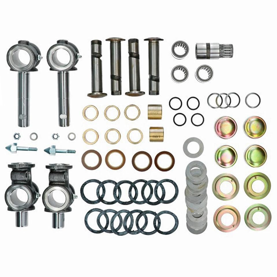 Top Quality King Pin & Linkpin Kit, Complete '55-62'. 211-498-021A