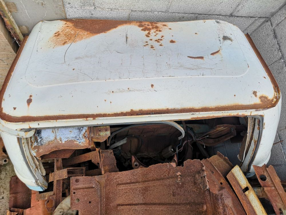 Used Rear Roof Cut 72-79.
