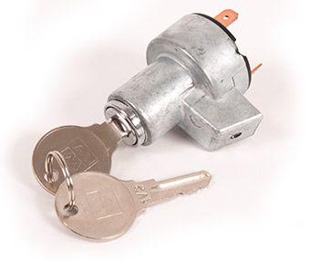 Top Quality T-Code Ignition Switch Barrel & Key 55-67.   211-905-811B