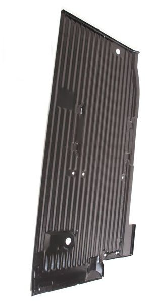 Cargo Floor Half Right Genuine VW 68-79 LHD.   211-801-404Q