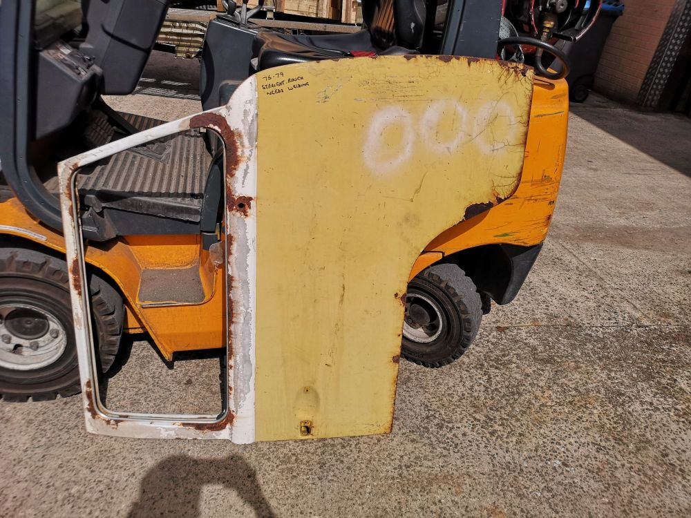 Used Cab Door, Right Side 76-79.