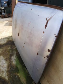 Used Crewcab / Double Cab Roof Skin 68-79.