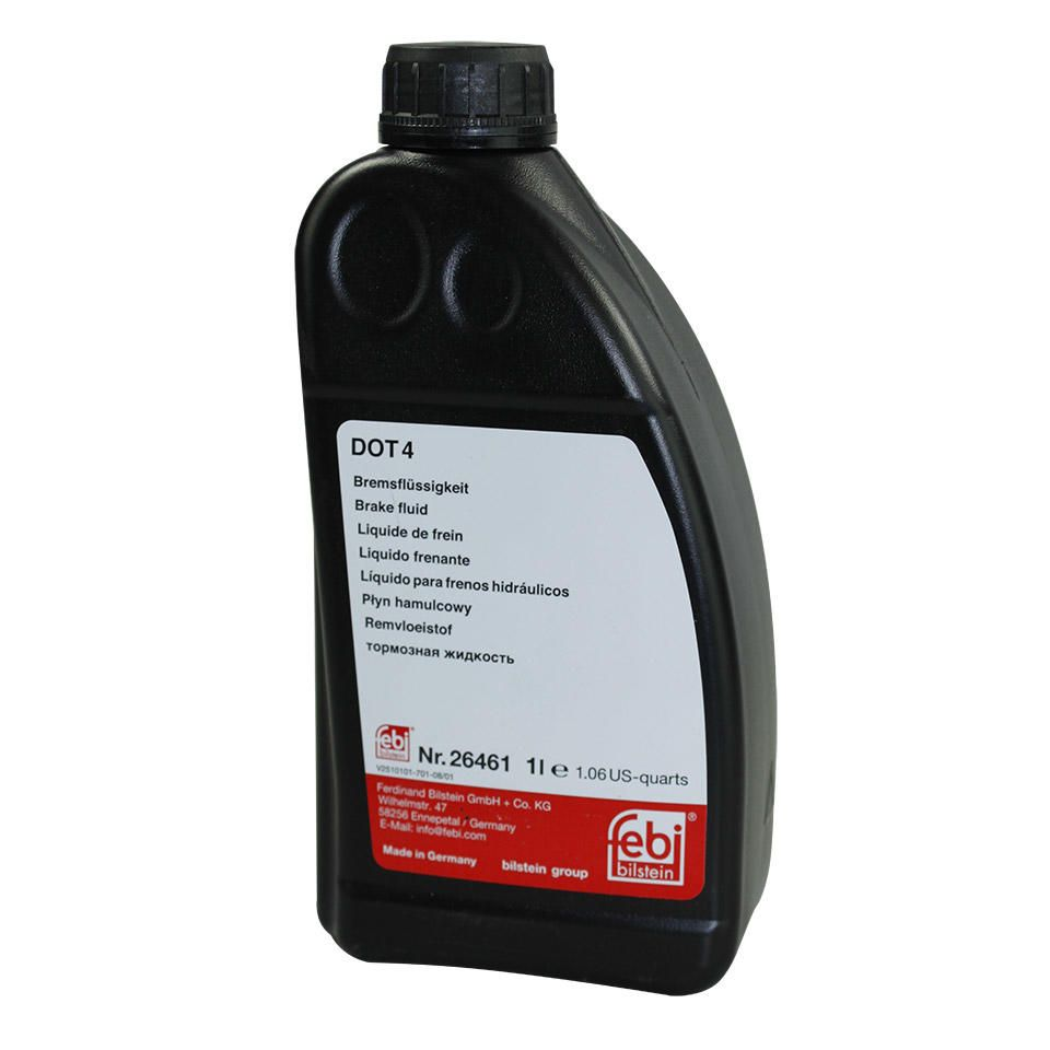 Febi DOT 4 Brake Fluid 1Litre.   B000 700 A3