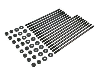 Stud Set 1600cc Single Port, Cylinder Head to Case. 8mm with Nuts & Washers.   043-198-035SP