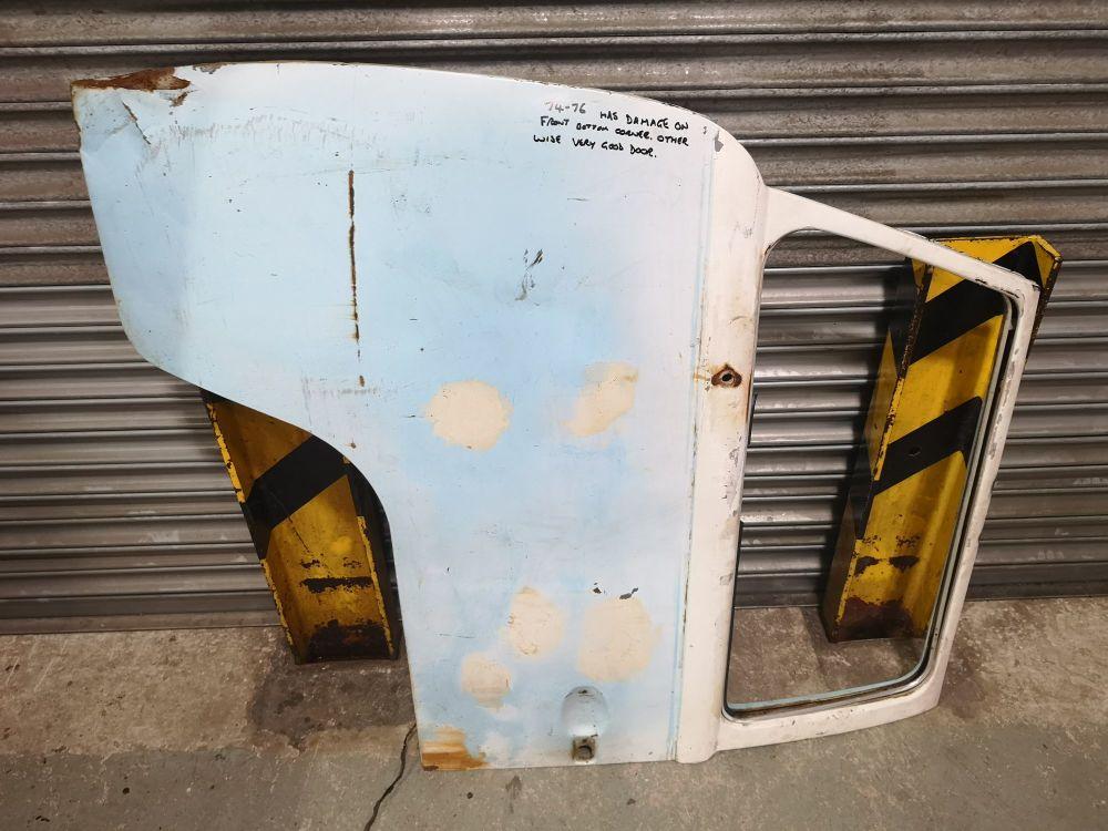 Used Cab Door 74-76, Left Side, Good Solid Door