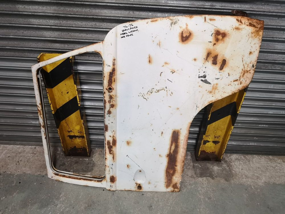 Used Cab Door 74-76, Right Side, Fairly Rough