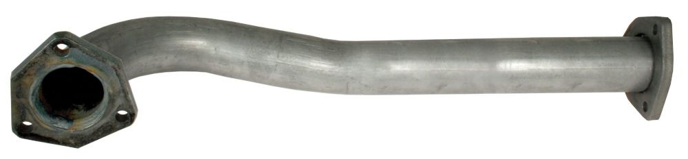 Side Exhaust Pipe from the Silencer to Elbow for 1.9-2.1 Waterboxer 1986-19