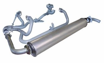 Exhaust Kit 1.9 Waterboxer 86-91.    025-298-002