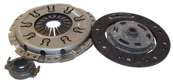 228mm Clutch Kit 76-79 Bay & 80-89 T25.    029-198-141A