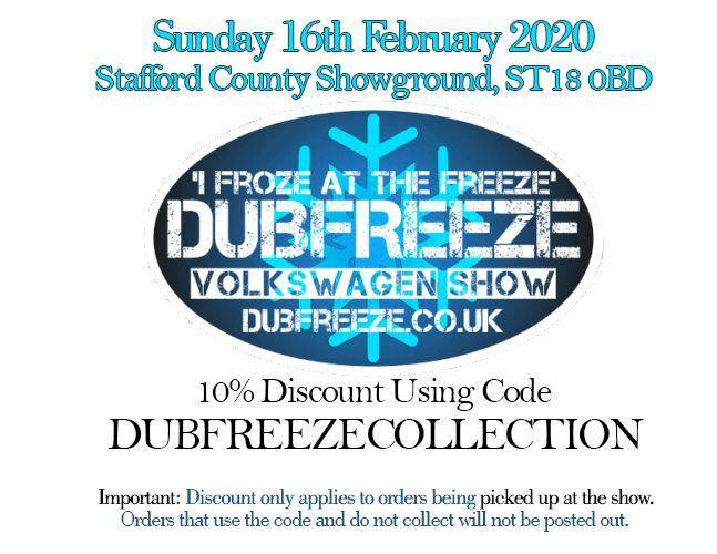 Dubfreeze 2020