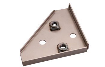 Pick-up Load Bed Support Panel, Right 58-67.   261-801-842B