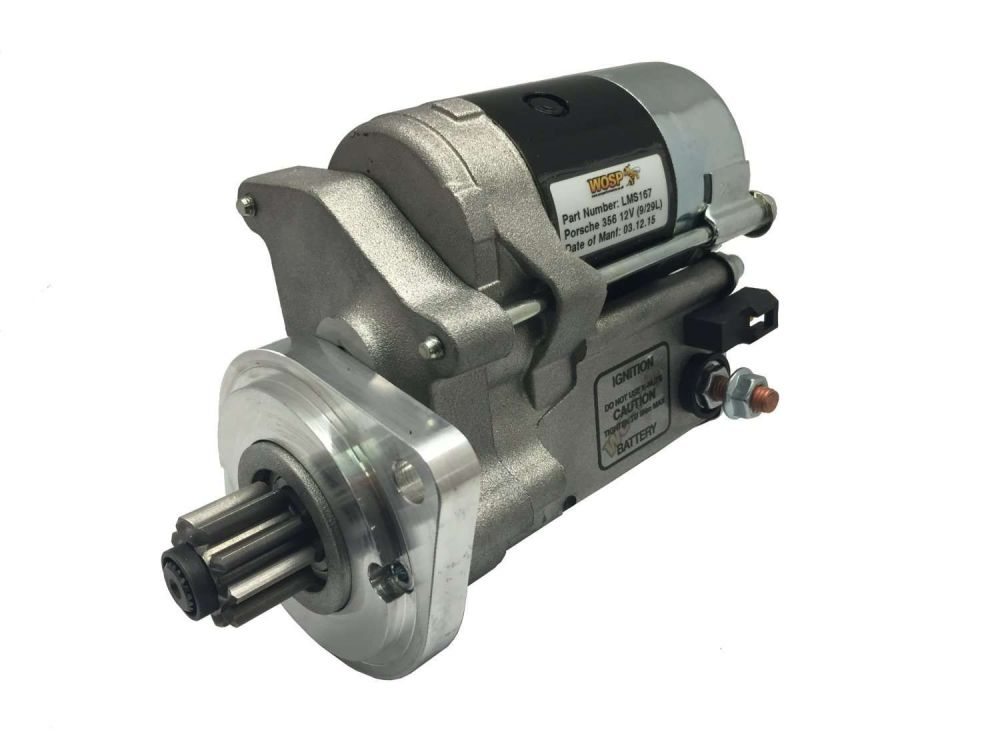 WOSP High Torque Starter Motor, No Exchange Req'd.    AC911001C