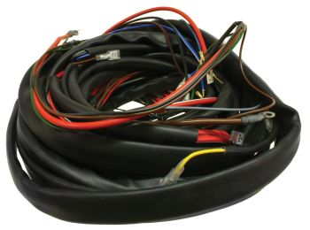 Complete Wiring Loom 72-73, Right Hand Drive.   214-971-135C