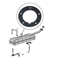 Fuel Sender Unit Gasket 50-73.     113-919-133