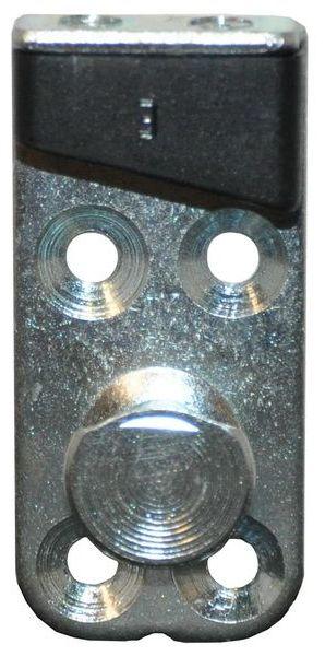 Beetle Cab Door Striker Plate 67-79, Right.    151-837-036C