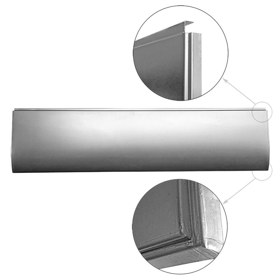Lower Side Panel Repair, NO SILL, 68-79.   211-809-585SP