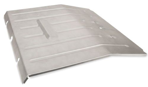 Under Cab Tool Box Floor Section, 55-67 Complete.  211-703-045A