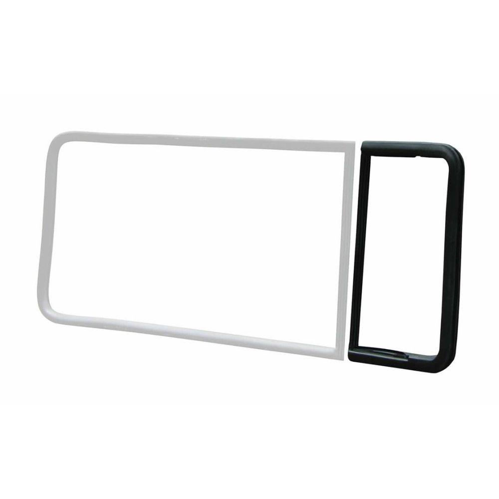 1/4 Light Window Seal, Rear 68-79.   221-847-673A