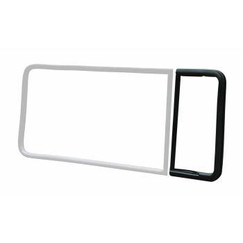 1/4 Light Window Seal, Centre &  Rear Side 68-79.   221-847-673A