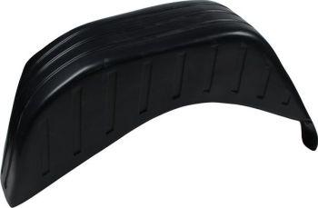 Rear Wheel Housing Plastic Insert, Left 80-91.   251-809-971