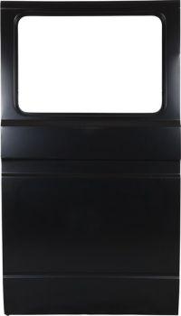 Crewcab Side Panel Outer Skin, Left Side 80-91, Genuine VW.