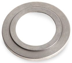 Inner Rear Wheel Bearing Spacer, 64-67 Split Bus. 211-501-281B