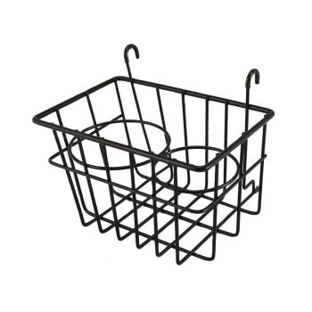 Drinks Holder / Storage Basket, Black, 55-67.   SCH0548210