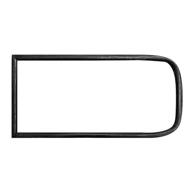 3/4 Side Window Seal, Middle or Rear Side 68-79.   221-845-285