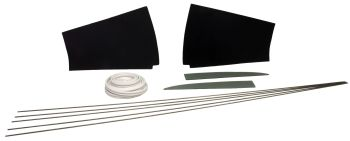 Headliner Installation Kit, Deluxe Models 64-67.    241-898-006