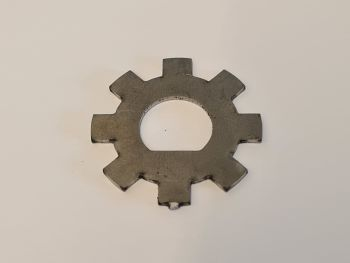 Steering Box Peg Lock Plate Washer 55-72.   211-415-225