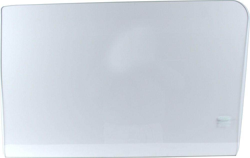 Cab Door Drop Glass, Left 80-91.   253-845-201