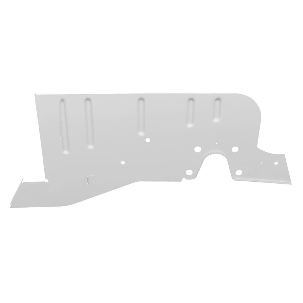 Single Cab Inner Front Chassis Leg, Left 55-67.     261-703-305A