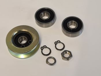 Centre Track Roller Wheel Kit 85-92.   251-843-361BKIT