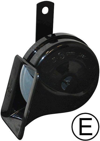 12volt Horn, Dual Type, Low Tone 85-91 T25/T3 & 1991-2004 T4.   191-951-221