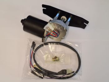 12volt Wiper Motor 55-64, Single Speed.    211-955-111