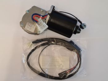 12volt Wiper Motor 66-67, 2-Speed.    211-955-113G