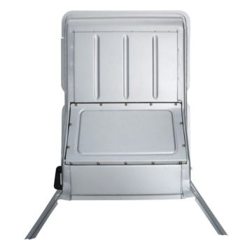 Complete Fresh Air Box, Pick-up Models 55-67.   261-817-705