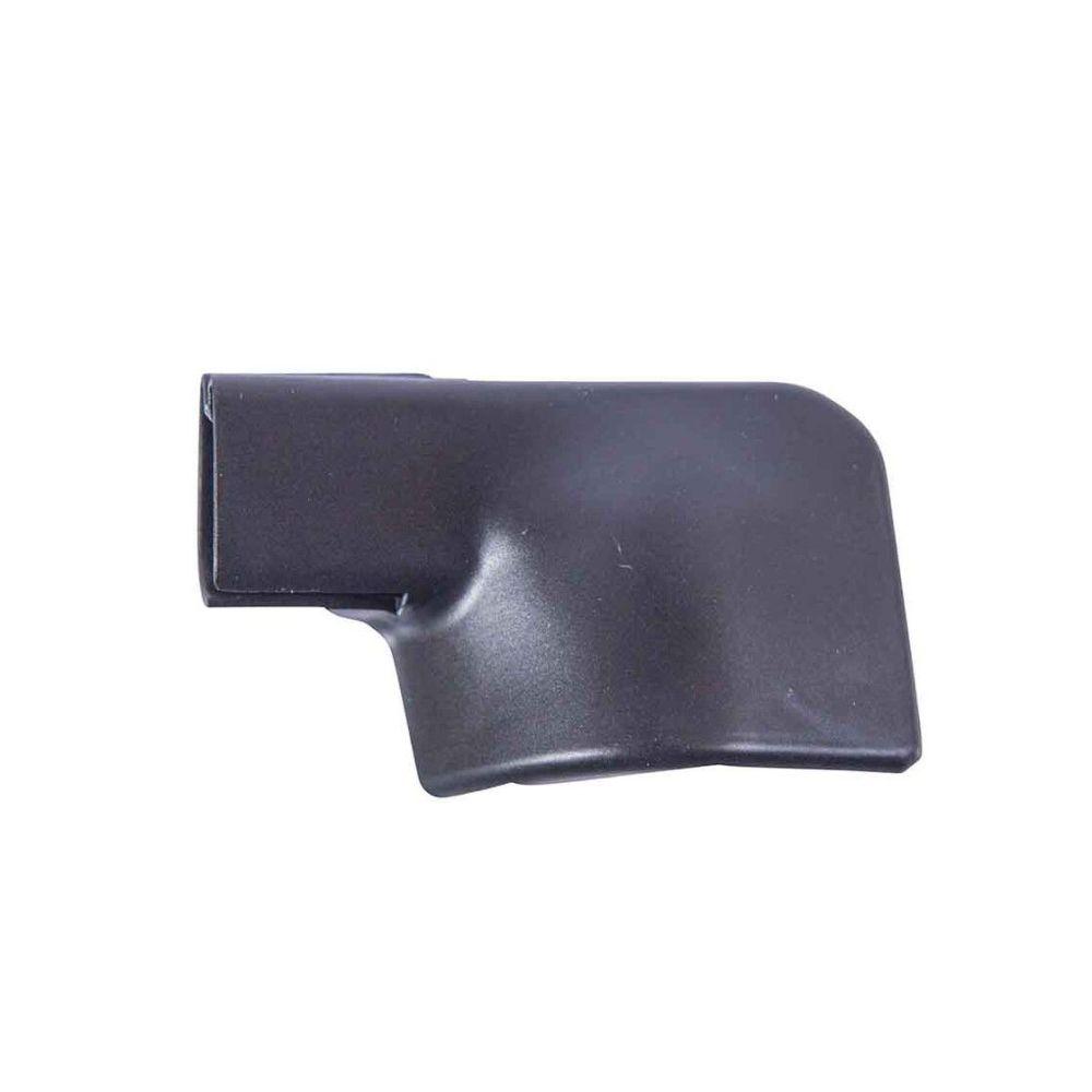 End Cap for Trim Above Sliding Door, Left Side 80-91 T25.    256-843-187A
