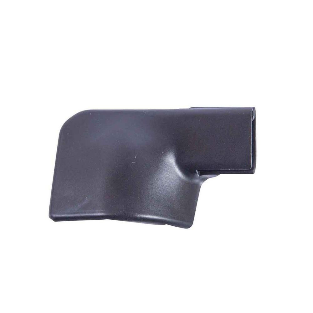End Cap for Trim Above Sliding Door, Right Side 80-91 T25.    256-843-188A