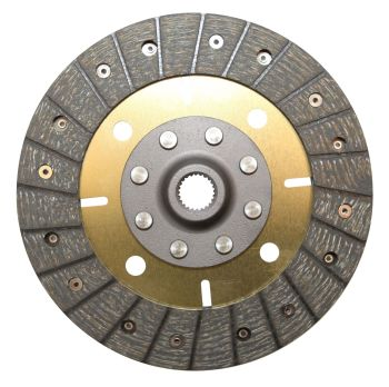 200mm Kush Lock Clutch Disc, Heavy Duty.   AC141003
