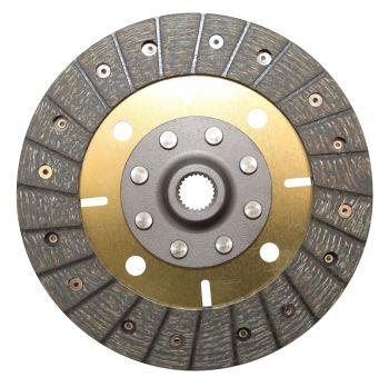 200mm Kush Lock Clutch Disc, Heavy Duty.   AC141003