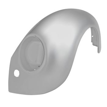 Front Wing with Horn Grille, Top Quality up to 10/52, LEFT.   111-821-021