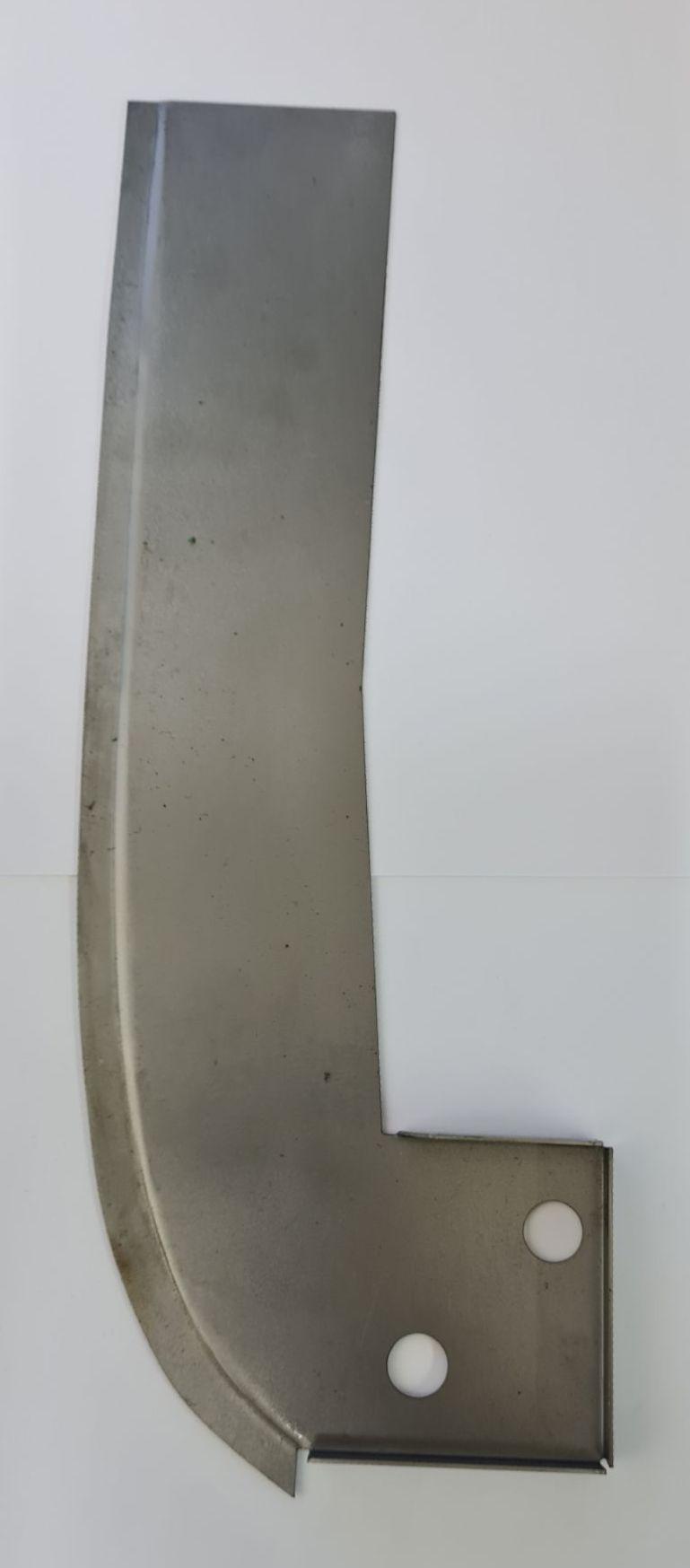 B-Post Filler Plate, Right 68-79.   211-809-251FR